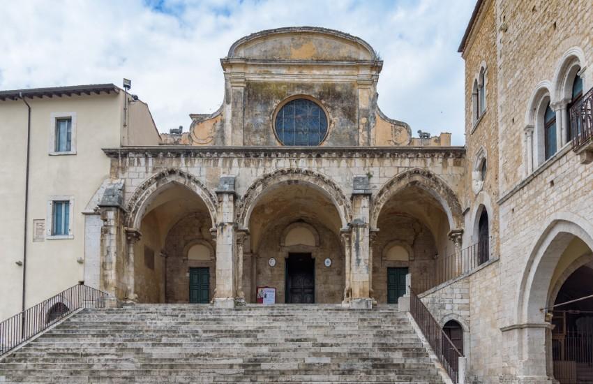 Priverno, 600 mila euro per il restauro della chiesa di Santa Maria Annunziata