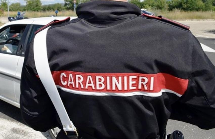 Rapine e violenze, Carabinieri arrestano cinque minori
