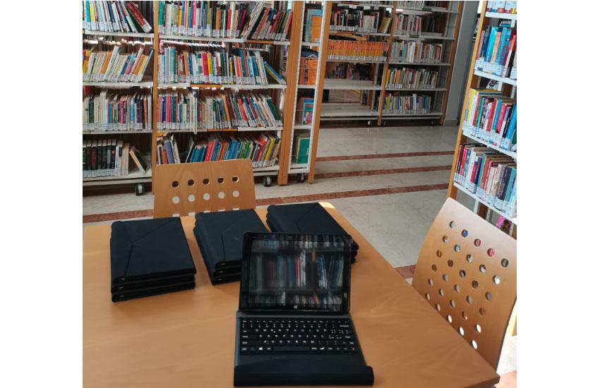 Casier, dieci tablet seminuovi con tastiera in aiuto a chi non aveva i mezzi per la didattica a distanza