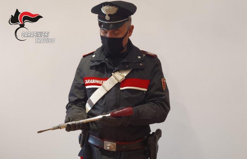 Castelfranco, romeni trovati in possesso di attrezzi per furti nelle case