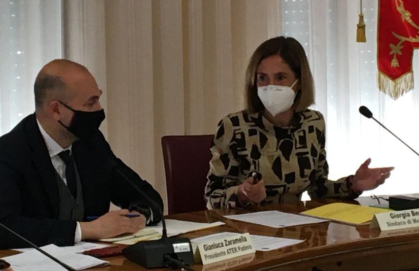Monselice, Ater Padova e Comune riqualificano 60 alloggi comunali con il superbonus 110%