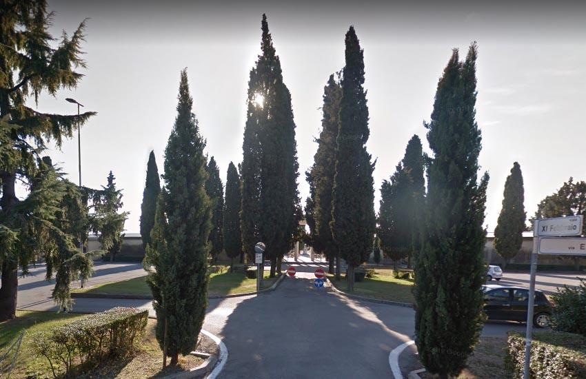 Cimitero di Montebelluna: approvato il progetto per la messa in sicurezza dell'ingresso