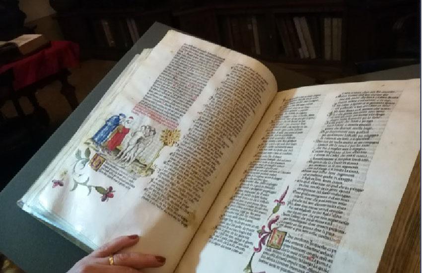Tutte le iniziative della Diocesi di Padova nel 700° anniversario della morte di Dante Alighieri