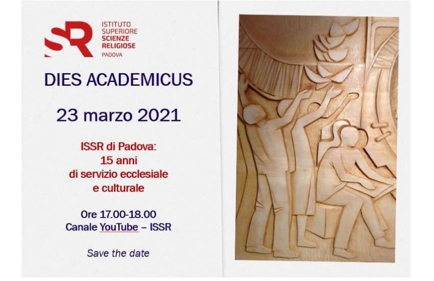 """Padova, i 15 anni dell'Istituto Superiore di Scienze Religiose (ISSR). Martedì 23 """"Dies Academicus"""""""