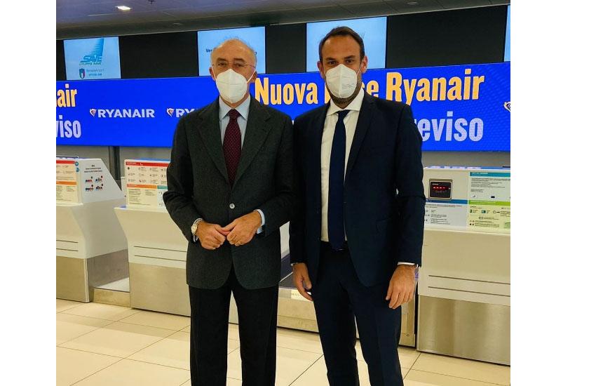 Aeroporto Canova: firmato il master plan, si programma il futuro