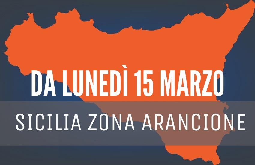 Covid 12 marzo, contagi non scendono. Da lunedì anche la Sicilia in Zona Arancione