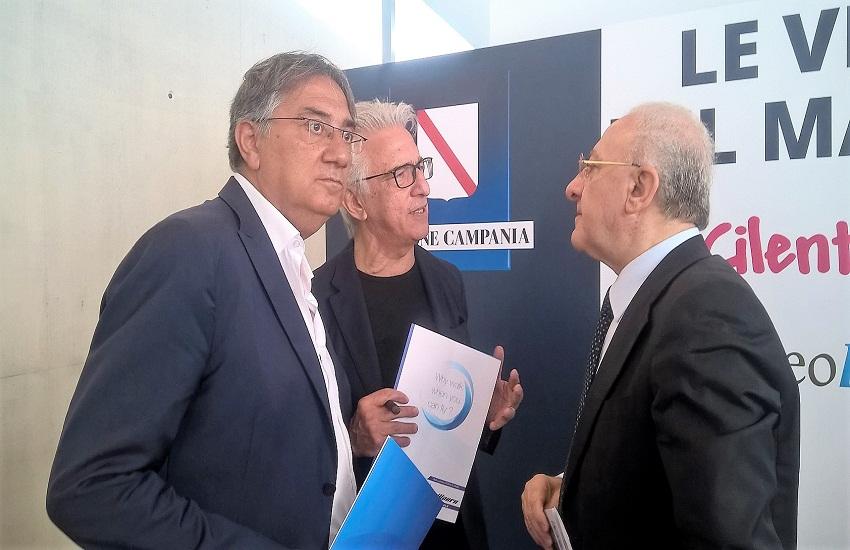 Comune di Salerno, Mimmo De Maio vicesindaco