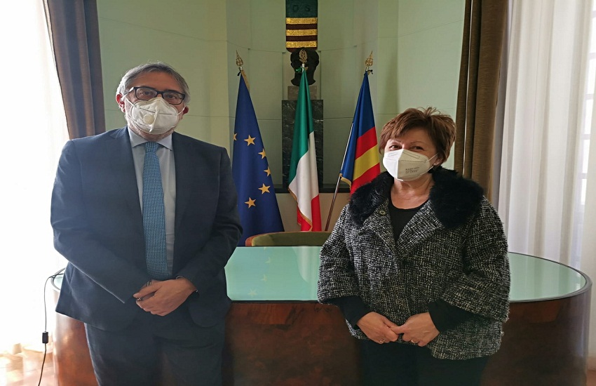 De Maio vicesindaco di Salerno, Avossa mantiene la delega alla Pubblica Istruzione