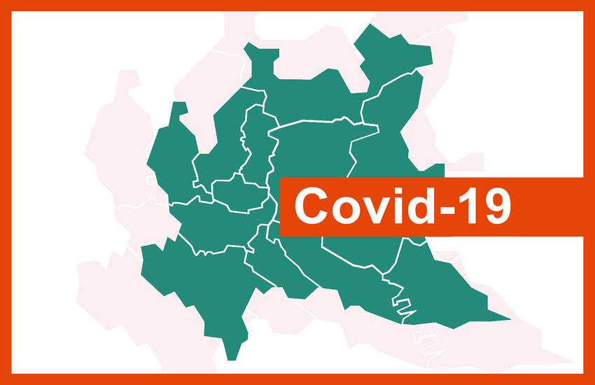 Covid: 2 marzo, 3.762 nuovi positivi e 55 morti in Lombardia