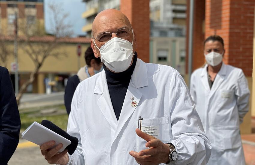 Vaccino italiano e anticorpi monoclonali, partita la sperimentazione in Toscana