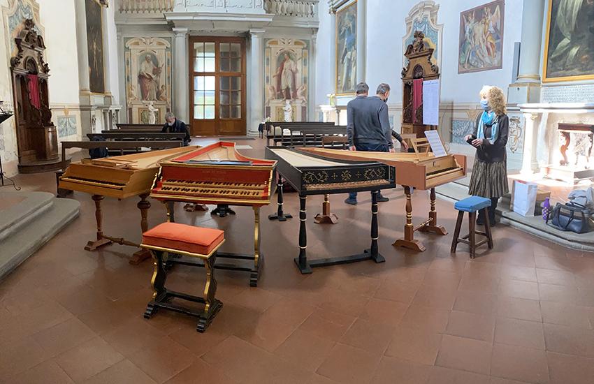 Musica alla corte di Pietro Leopoldo: si celebra la festa della Toscana 2021