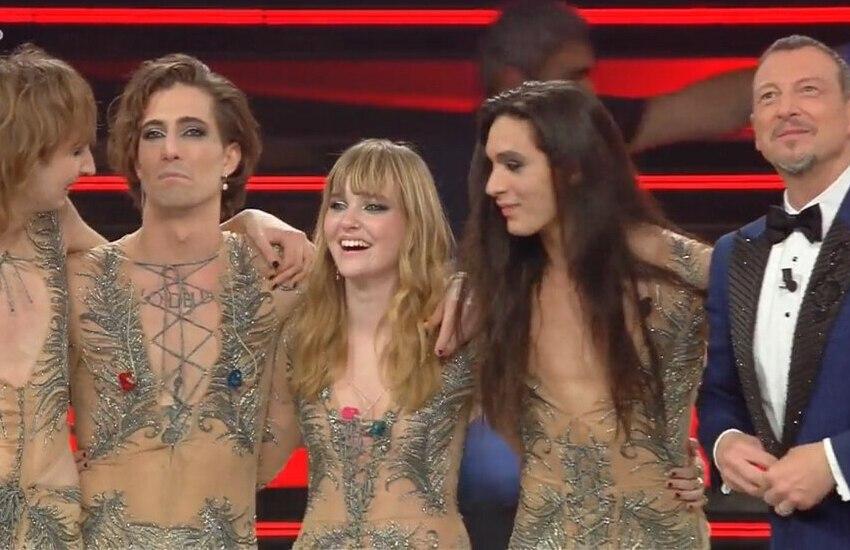 Festival di Sanremo 2021: trionfa il rock dei Maneskin