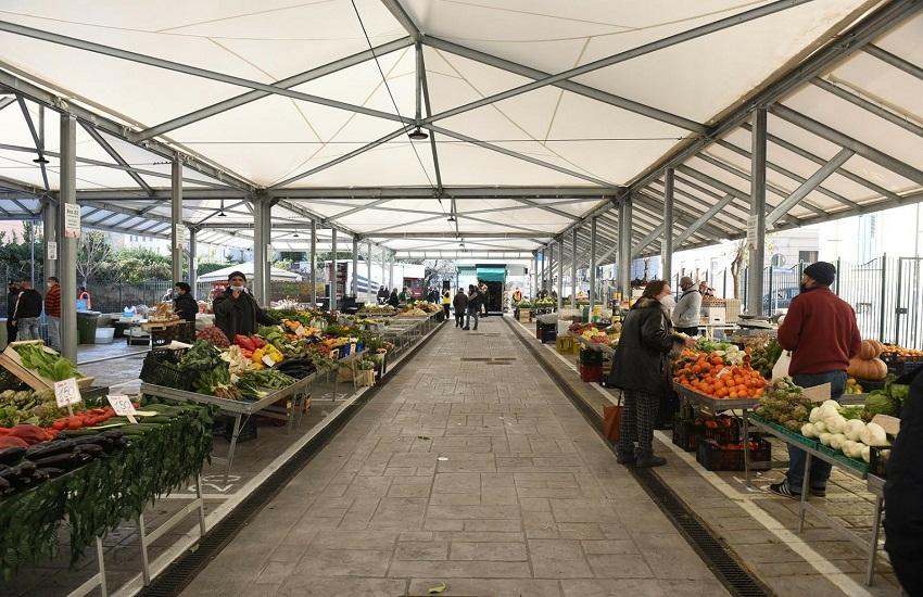 Covid e proteste, da domani occupazione dei mercatini non alimentari