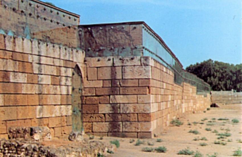 """Gela, """"La grande pietra – Le Mura Timoleontee"""": un video per promuovere il territorio"""