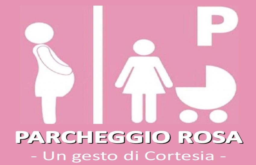 """Forza Italia: mercoledì in consiglio comunale la proposta di realizzare i """"parcheggi rosa"""""""