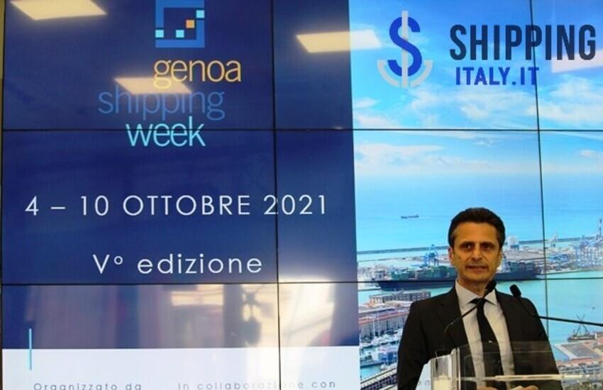 Genoa shipping week