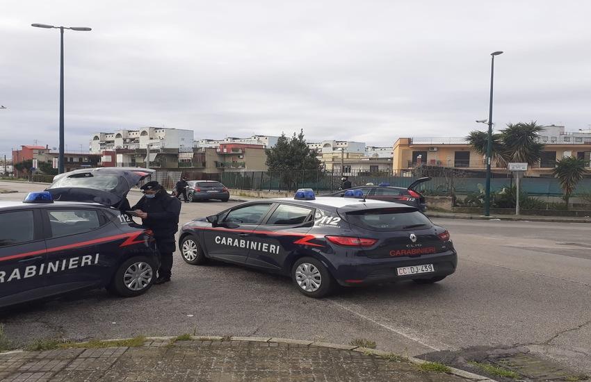 Controlli straordinari a tappeto su Ponticelli, in manette un 36enne al rione De Gasperi per contrabbando di sigarette