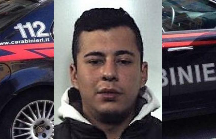 Paternò, in carcere per spaccio 24enne marocchino