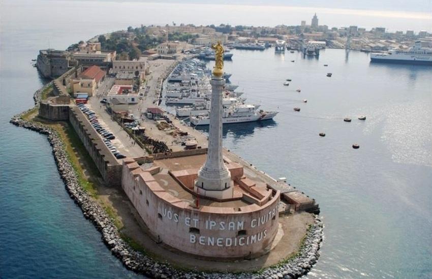 Messina, zona Falcata: governo Musumeci finanzia il recupero di tre monumenti