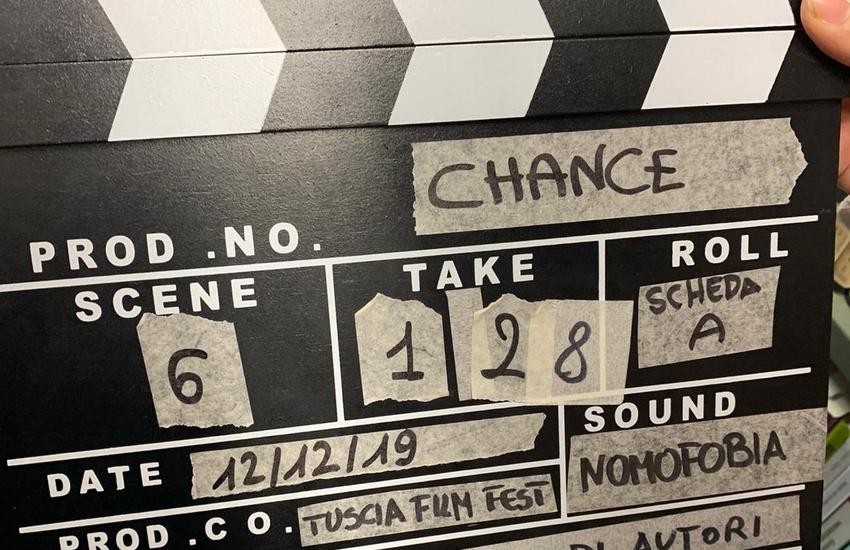 A scuola di cinema: Anteprima del corto Chance