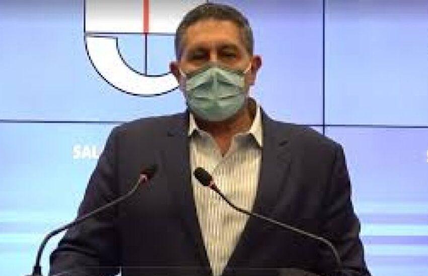 "Liguria, Toti: 15% sanitari no vax, allontanarli dai malati"""