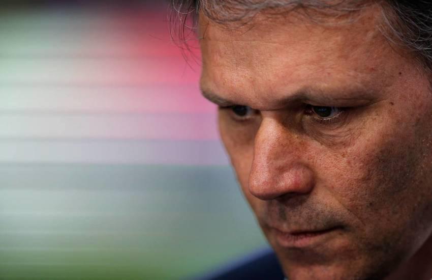 """Incredibile Van Basten: """"Il Napoli ci rubò lo scudetto nel 1990"""""""