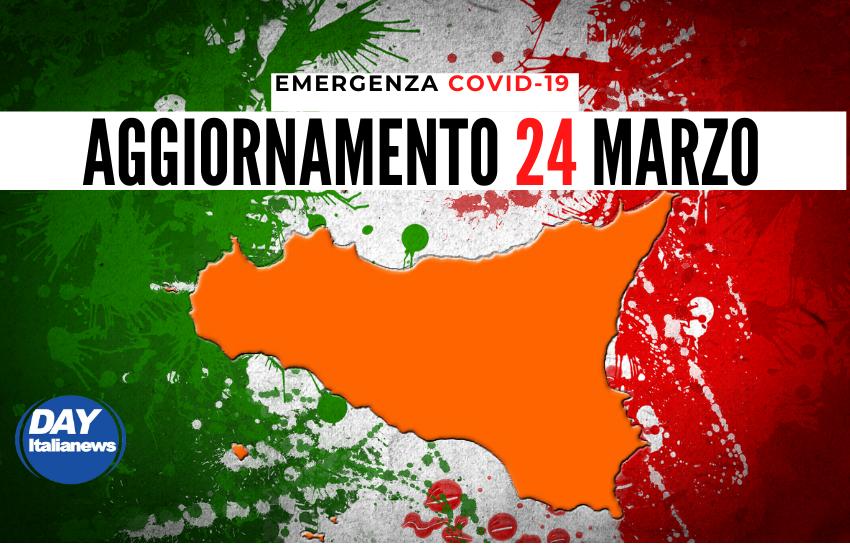 """Covid 24 marzo, la curva non accenna a scendere. Da domani """"Zona Rossa"""" per 4 comuni. Balzo dei casi in Italia"""