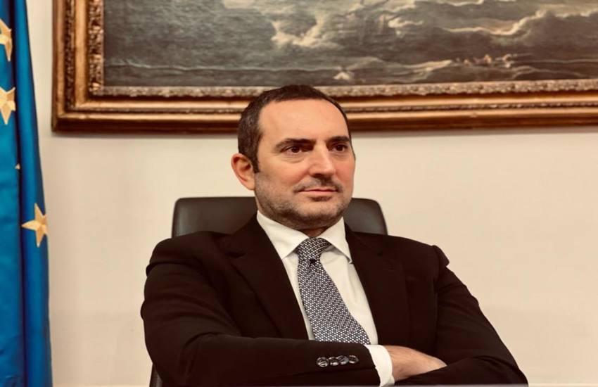 """Spadafora: """"Io sindaco di Napoli? Non lo escludo"""""""