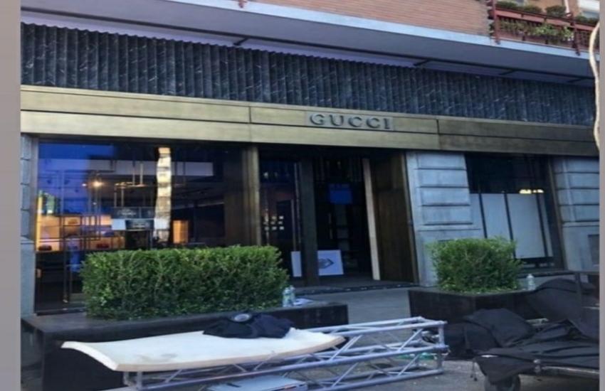 """""""House Gucci"""" nel quartiere Talenti a Roma, le riprese con Lady Gaga e Al Pacino"""