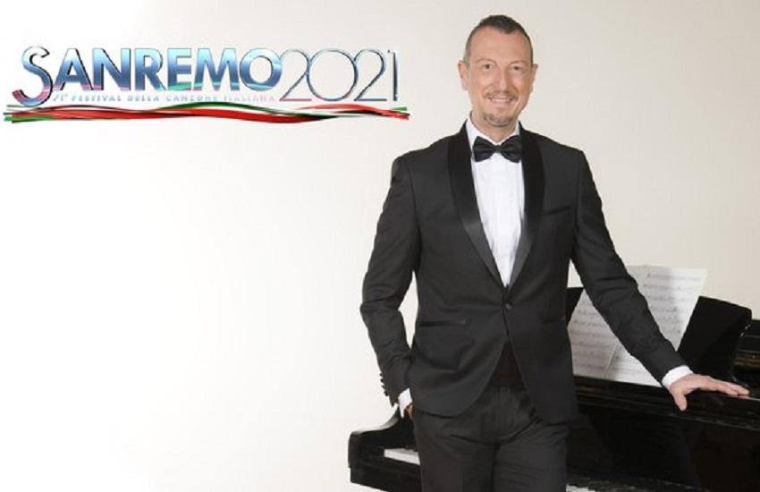 Sanremo 2021 senza pubblico in sala: un evento senza precedenti