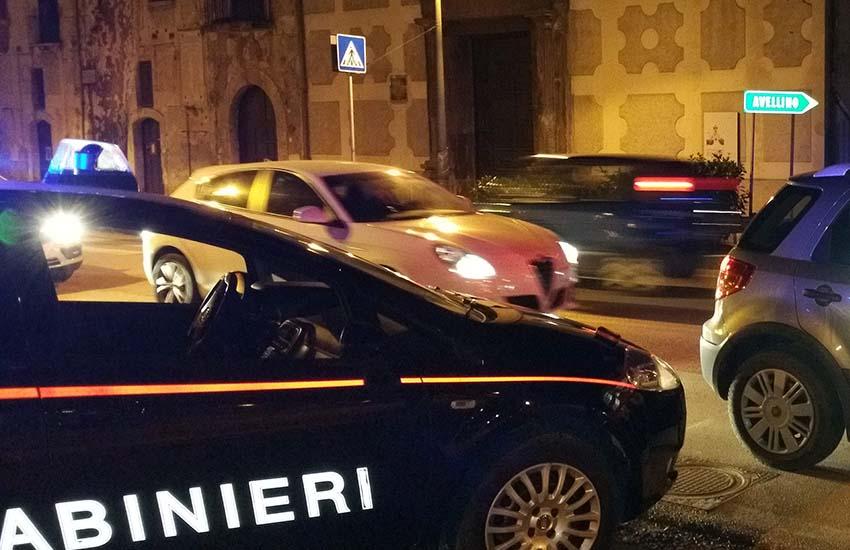 Castelfranci, 2 uomini beccati mentre si aggiravano nei pressi di abitazioni isolate