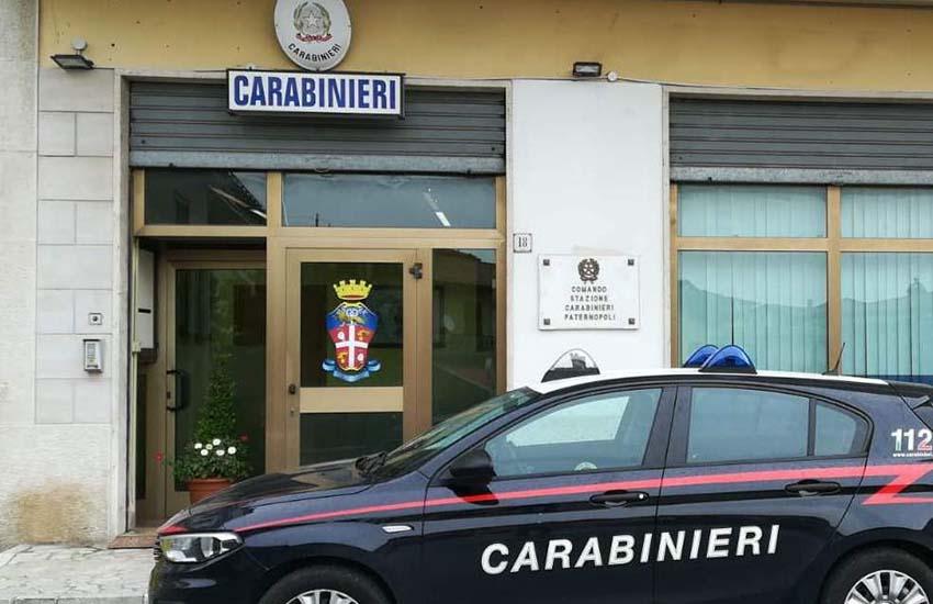 carabinieri paternopoli