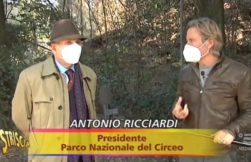 """I daini del parco nazionale del Circeo finiscono su """"Striscia la Notizia"""""""