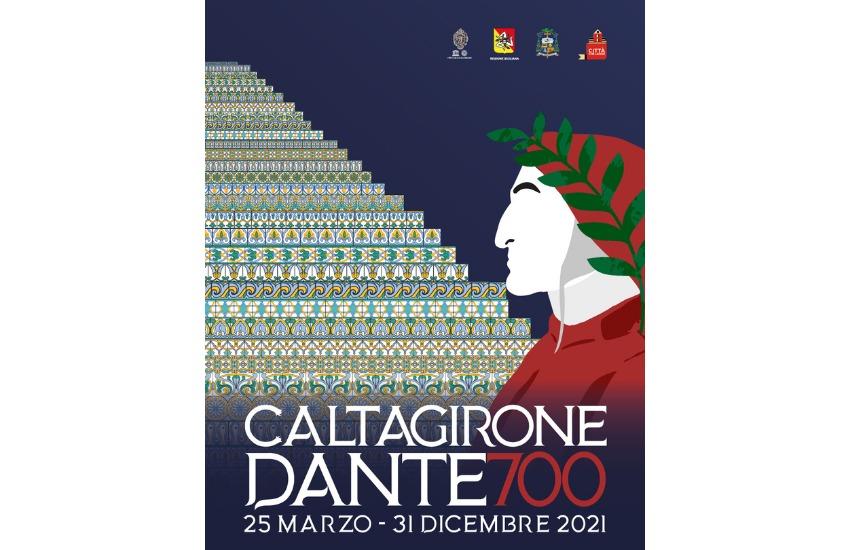 "Caltagirone, 700° anniversario morte Dante Alighieri, appuntamenti alla ""Scala Infiorata"""