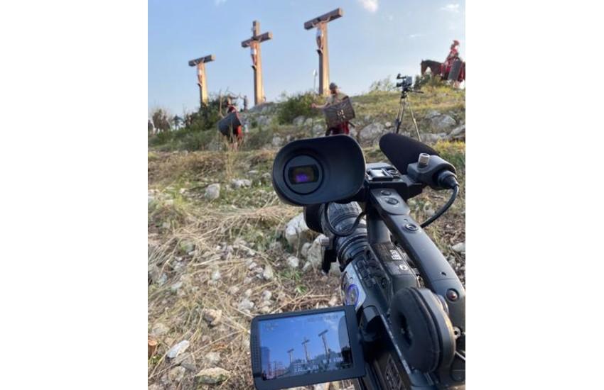 Sezze, terminate le riprese del docufilm sulla Passione di Cristo
