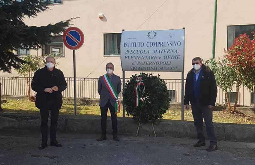 """Paternopoli, l'amministrazione conferma: """"il Campus intitolato a Fiorentino Sullo"""""""