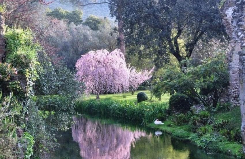 Ninfa, il giardino più bello del mondo riapre il 21 Marzo