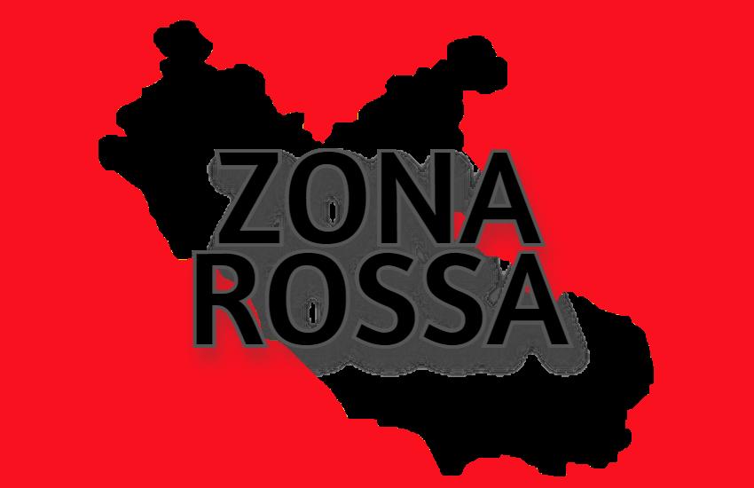Da lunedì la provincia di Frosinone sarà zona rossa