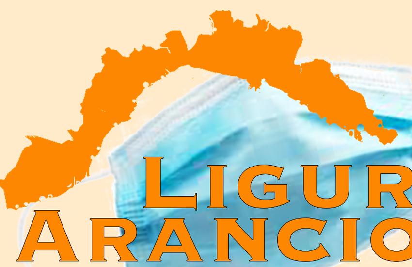 Liguria, scatta la zona arancione dal 15 marzo e fino al 28