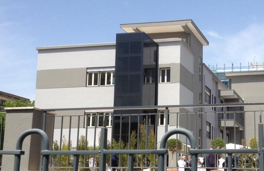Garibaldi, Musumeci, inaugurazione struttura anticovid