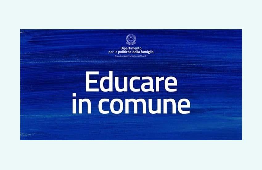 Educare in Comune: oltre 92mila euro per Paternopoli con un progetto contro le povertà