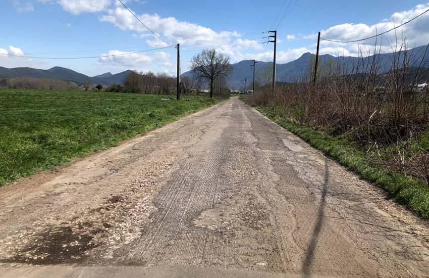 Pietramelara – Pantani strada Provinciale 183, dopo tanta insistenza partiti i lavori