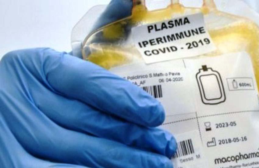 Plasma iperimmune al Moscati di Aversa. L'appello di Santangelo alla donazione