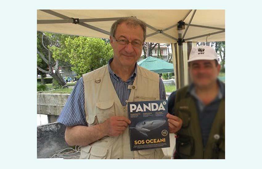 Raffaele Lauria è il nuovo delegato dell'associazione del panda in Campania