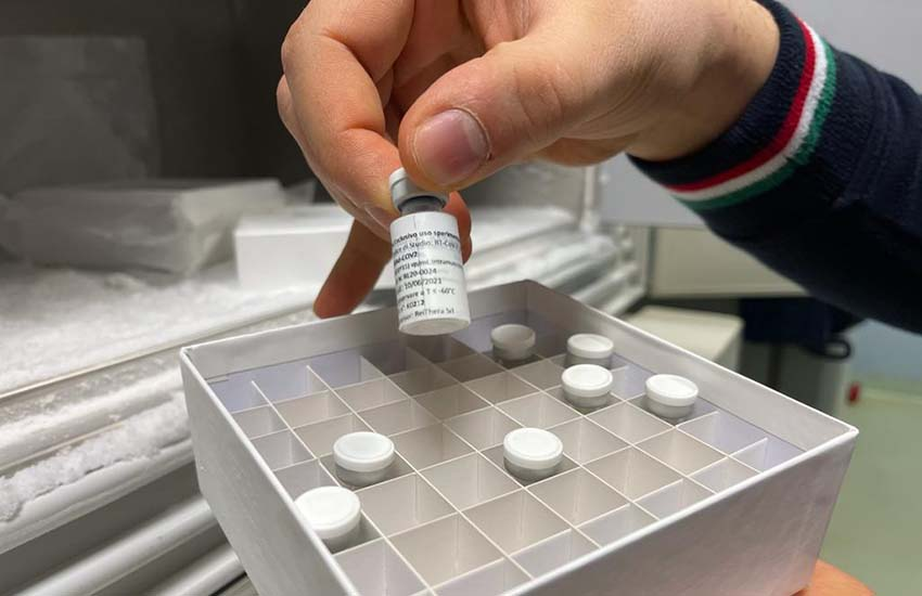 reithera vaccino