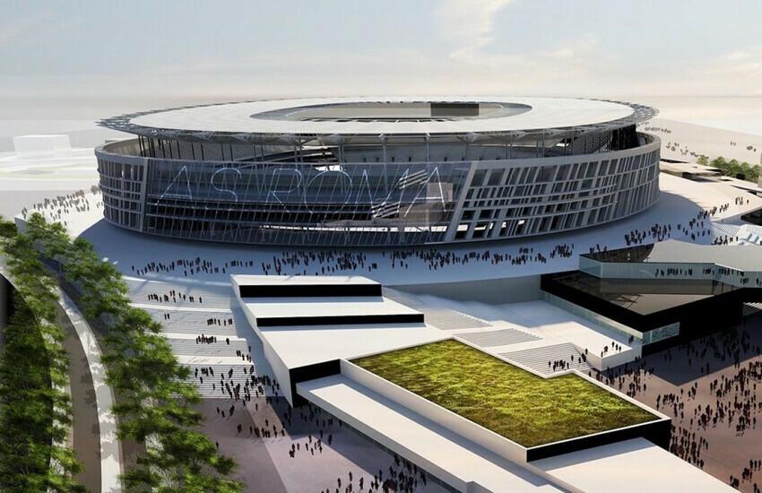 Stadio della Roma, esposto dei Verdi per danno erariale