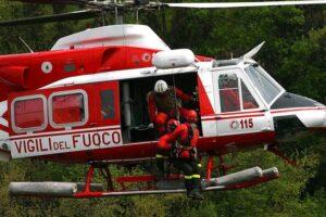La Spezia, soccorso in elicottero: escursioniste gravemente ferita
