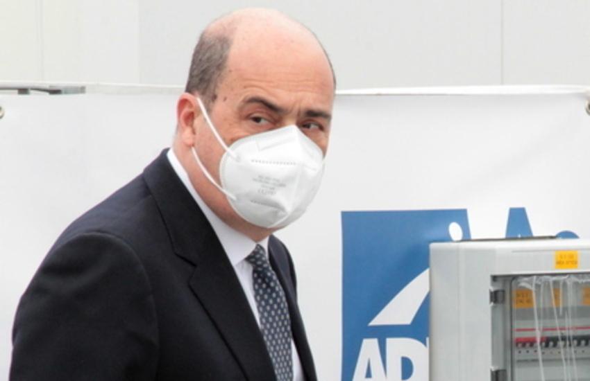 """Covid, vaccini in farmacia. Zingaretti: """"Lazio pronto, ma mancano le dosi"""""""