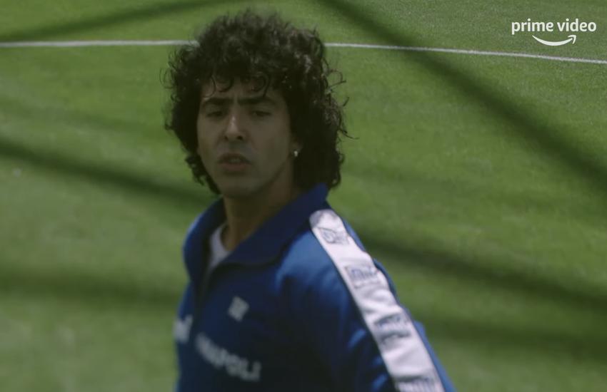 'Maradona, sogno Benedetto': prime immagini della serie Amazon