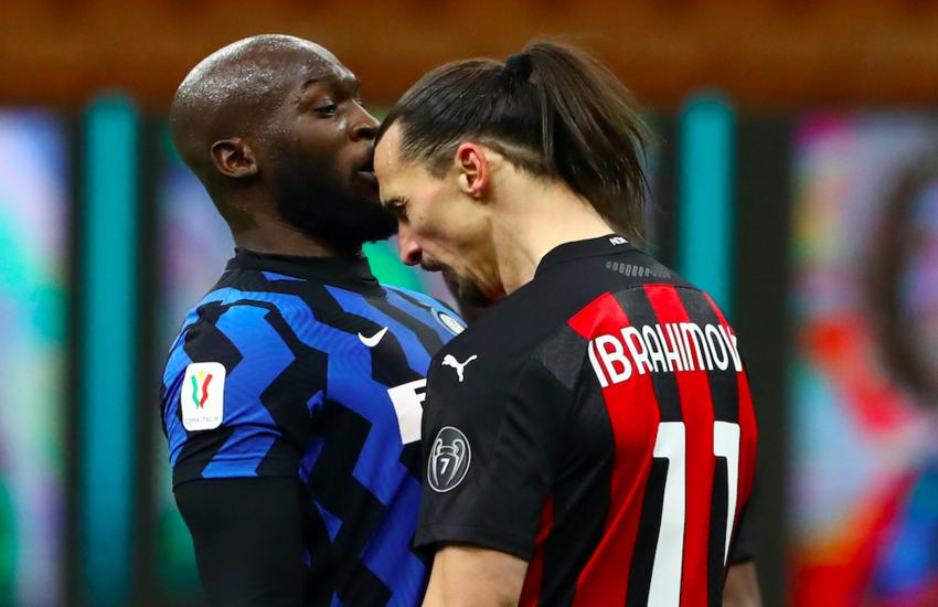 Lite Ibrahimovic-Lukaku, multe in beneficenza